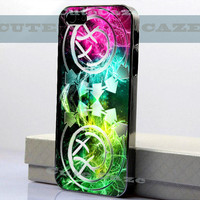 Blink 182 - Rock Band - Logo - iPhone 4/4S Case - iPhone 5 Case - Samsung Galaxy S3 case - Samsung Galaxy S4 case