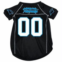 ESB7N7 Carolina Panthers Premium Dog Jersey