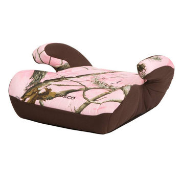 Cosco Top Side Booster Car Seat Realtree Pink BC030AYP