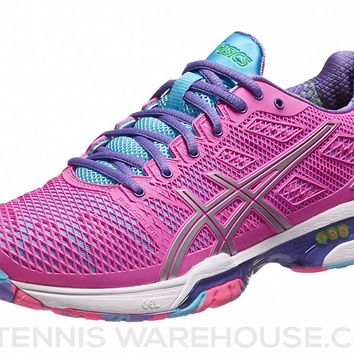 5791d4eb63 Asics Gel Solution Speed 2 Pink Blue from tennis-warehouse.com