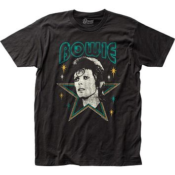 David Bowie Stars T-Shirt