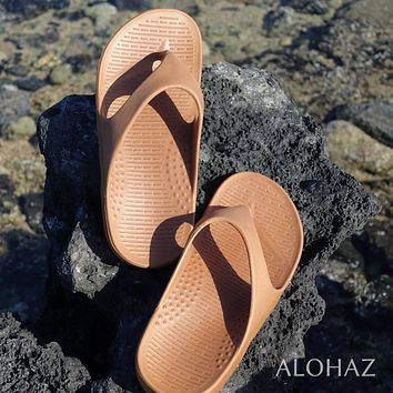 brown flip™ - pali hawaii sandals