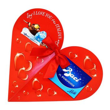 Baci Perugina Valentine's Day Milk Chocolate, 4.5 oz (129 g)