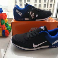 """""""Nike"""" Men Sport Casual Multicolor Plate Shoes Running Shoes Sneakers"""
