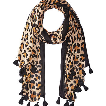 Kate Spade New York Classic Leopard Oblong