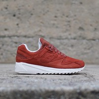 AU spbest Saucony Grid 8500 HT  Red Clay