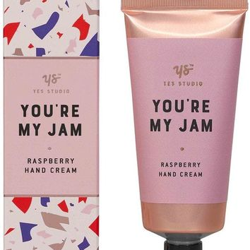 You're My Jam Raspberry Hand Cream - Assorted Styles Available!