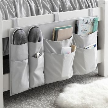 Ultimate Footboard Storage