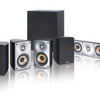 Paradigm Cinema 70 CT 5.1 Home Theater Speaker System (Black) - Limited Supply