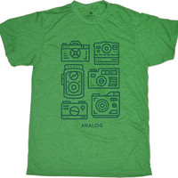 Analog Cameras - Heather Green