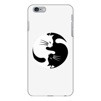 yin yang cat iPhone 6/6s Plus Case