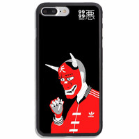 New Adidas.8O8 Demon Smoke Case For iPhone 6 6s 7 8 Plus X Samsung Cover