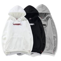 Supreme Hooded hooded jacket