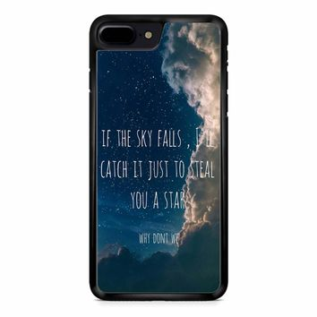 Why Dont We Lyrics iPhone 8 Plus Case
