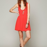 Free People Shake Your Tail Feather Dress