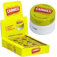Carmex .25 Oz Jars Lip Balm (Box of 12)