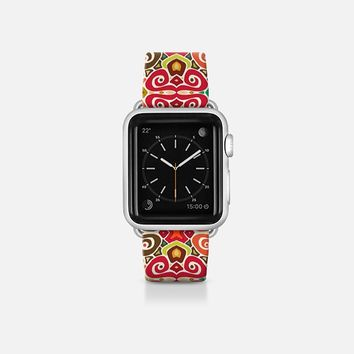 FALL apple watch band Apple Watch Band (38mm)  by Sharon Turner | Casetify