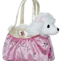 Shimmery Pink Fancy Pals Pet Carrier