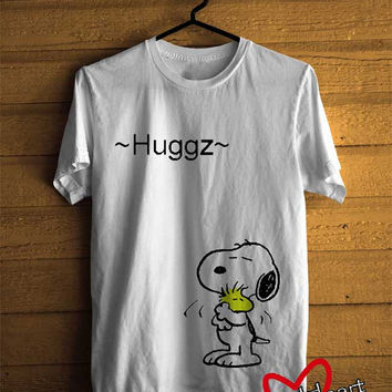 Men T-shirt : Snoopy