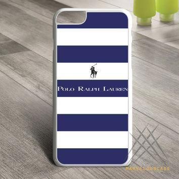 Polo Ralph Lauren Stripes Design Custom case for iPhone, iPod and iPad