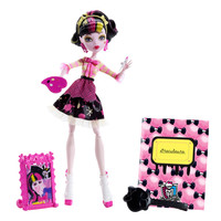 MONSTER HIGH® Art Class Draculara® Doll - Shop Monster High Doll Accessories, Playsets & Toys | Monster High