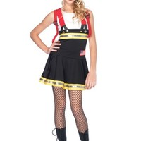 Teen Firefighter Cutie Costume