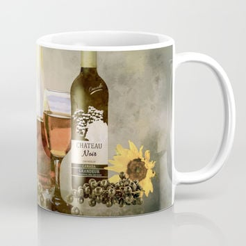 Dreams of Tuscany Mug by Theresa Campbell D'August Art
