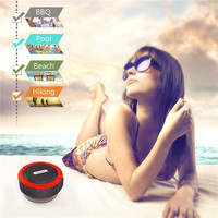 TTLIFE Stereo Wireless Bluetooth Audio Speaker Water & Shock Resistant Speaker with Waterproof for All Phones