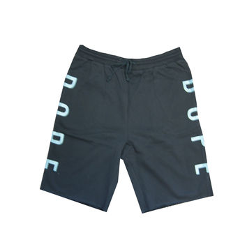 DOPE Knockout Shorts In Black