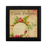 French Postcard Gift Box