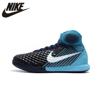 Nike Magista X Prosimo II IC Men's Football Sneakers Indoor Soccer Training Sneakers Sports Shoes 843957-703 39-45