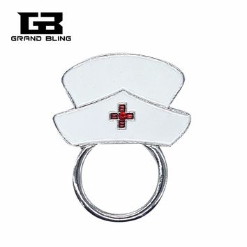Nurse Cap Eyeglass Holder Brooch Pin for Nurses
