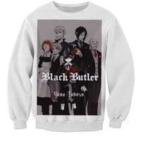 Red black butler