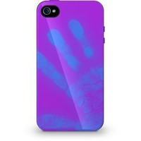 Amazon.com: Xtrememac Exclusively Formulated Color Changing Tuffwarp Shift Case IPP-MO5-43 for Iphone 4/4s- Purple to Blue: Cell Phones & Accessories