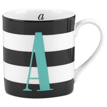 kate spade new york Monogram Mug Collection