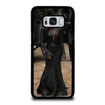 ONCE UPON A TIME EVIL QUEEN Samsung Galaxy S3 S4 S5 S6 S7 S8 Edge Plus Note 3 4 5 8 Case