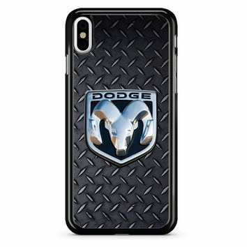 Dodge Logo iPhone X Case