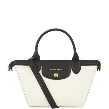 Longchamp Le Pliage Héritage Tricolore Small Handbag | Harrods