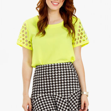 Vibrant Day Top