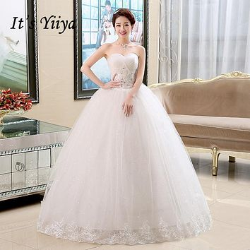 Free shipping 2015 cheap price under 50 wedding dresses design white wedding gown fashion wedding dress Vestidos De Novia HS131