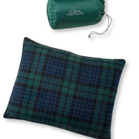 Flannel Camp Pillow: Camping Pillows and Bag Liners | Free Shipping at L.L.Bean