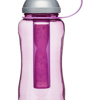 Water Bottle with Freezer Insert in Assorted Colors design by Sagaform