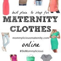 Top Trending Maternity Clothes - MommyliciousMaternity | Mommylicious Maternity