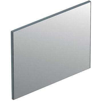 Sonia ALUGLASS Wall Mounted Framed Mirror for Bathroom Vanity Bedroom, Aluminum