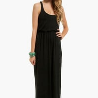 Cinch Me Maxi Dress $48