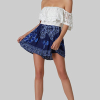 Lace Be Free Romper