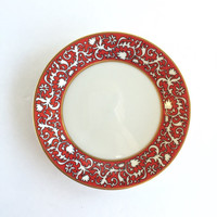 Gorgeous Lenox Firesong Bread and Butter Plate
