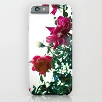 Tennessee Flowers iPhone & iPod Case by Gypsy Gemini | Society6