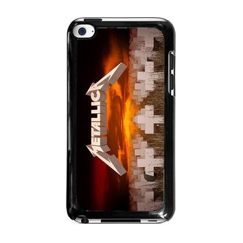 METALLICA MASTER OF PUPPETS iPod Touch 4 Case Cover