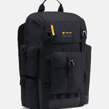 UA x Project Rock Regiment Backpack | Under Armour US